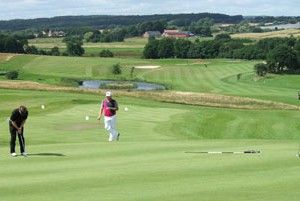folk der spiller golf