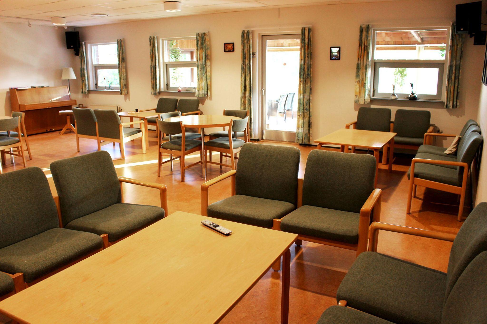 borde og stole hos Aarhushostel