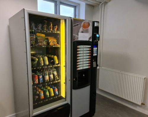 lokale med automat